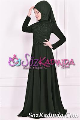 taşlı en güzel abiye elbise modelleri ve fiyatları