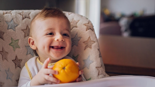 Benefits of Oranges for Children's Health