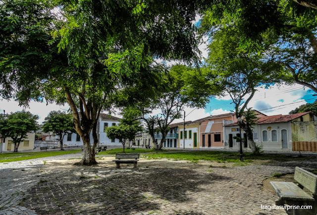 Praça da Matriz, São Cristóvão, Sergipe