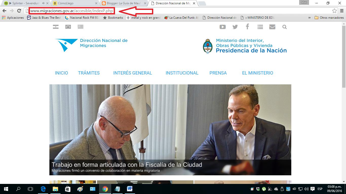 Ministerio del interior argentina dni turnos interiorhalloween co - Ministerio del interior renovar dni ...