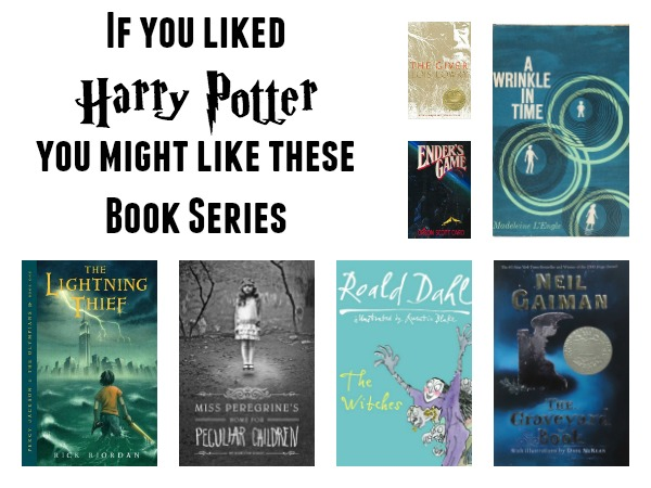 If You Liked Harry Potter Book Series