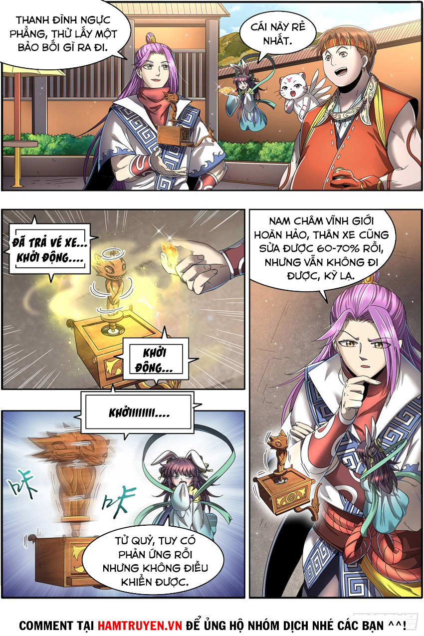 Ngự Linh Thế Giới chap 460 - Trang 12