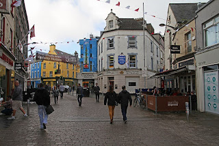 A view of Galway city, where Michael Faherty died of spontaneous human combustion in 2010