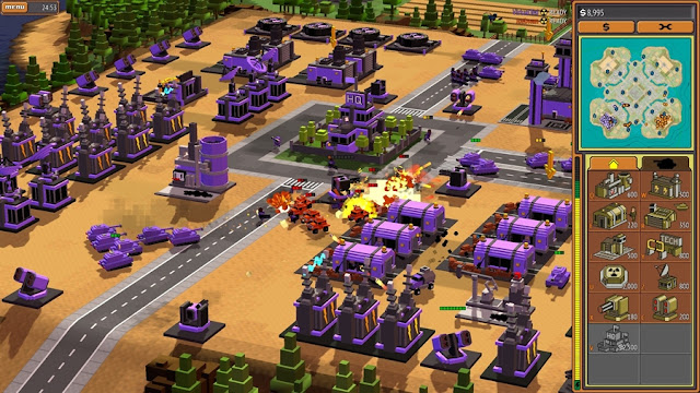 8-Bit Armies PC Game Free Download Photo