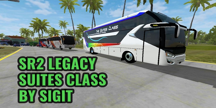 mod sr2 suites class bussid