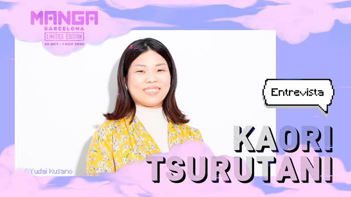 Manga Barcelona Limited Edition - Entrevista a Kaori Tsurutani