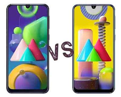 Samsung-galaxy-m31-Samsung-galaxy-m21-comparison-in-hindi-2020