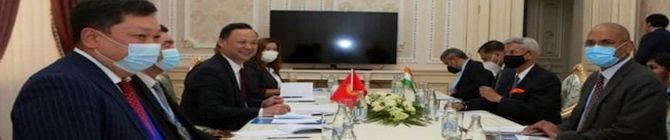 Jaishankar Meets Kyrgyz Foreign Minister, Agrees To Strengthen Traditional Cooperation On Regional, Multilateral Issues