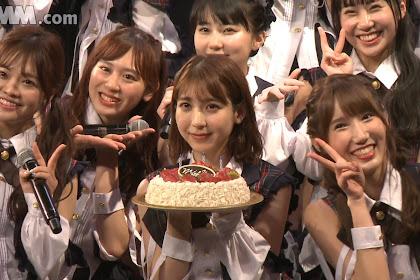 HKT48 'RESET' 190814 H5 LOD 1830 DMM (Matsuoka Natsumi Birthday)