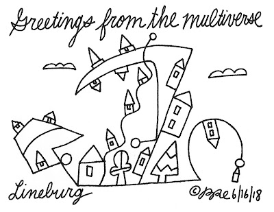 Greetings from the multiverse. Lineburg.