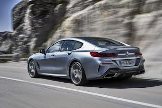 Noul BMW Seria 8 Gran Coupé