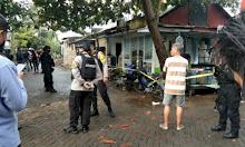 2 Terduga Teroris Ditembak Mati di Makassar