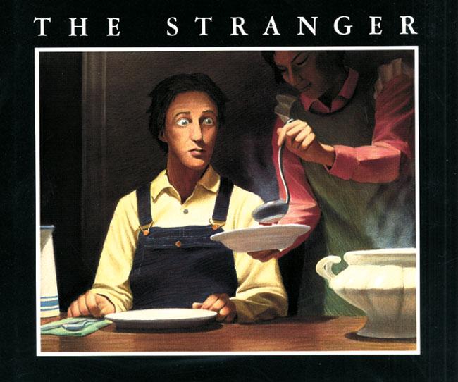 Chris Van Allsburg Stranger Test