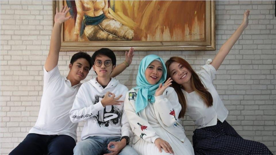 Indonesia Records Rilis Kolaborasi Revemayuzumi, Santy, Arthur Gibrananto, dan Aurel Larasati di Project N I Want U