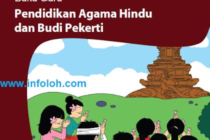 Buku Guru Kelas 1 SD Pendidikan Agama Hindu Dan Budi Pekerti 2017