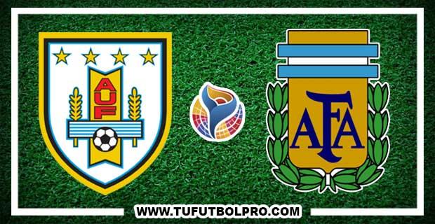 Ver Uruguay vs Argentina EN VIVO Por Internet Hoy 30 de Enero 2017