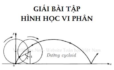 sách giải bài tập hình học vi phân, giai bai tap hinh hoc vi phan pdf