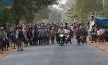 Aktivis Myanmar: Sejak Kudeta, Lebih dari 800 Tewas oleh Pasukan Keamanan