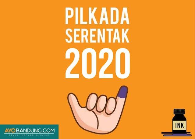 Pilkada 2020 : Pendaftaran Pasangan Calon Kepala Daerah Mulai 16 Juni