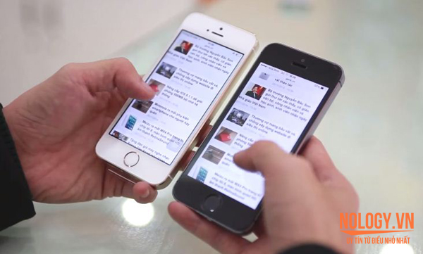 Điều quan trọng nhất khi mua iPhone 5S lock, iPhone 5 lock là chất lượng  sản phẩm.