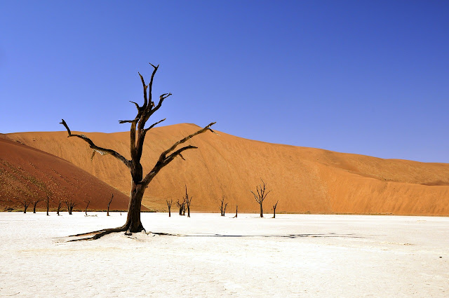Namibia Travel Tour Overview