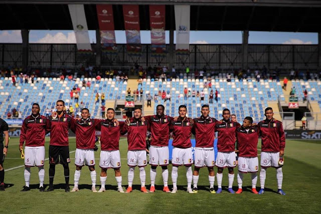 La Vinotinto Sub 20 demostró ante Colombia y Chile que puede volver al mundial de la categoría.