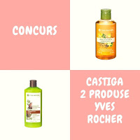 Castiga 2 produse Yves Rocher