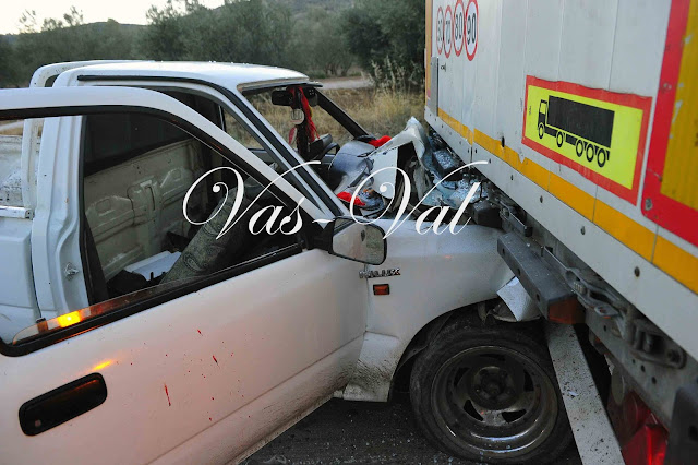 Νεκρός 42χρονος σε τροχαίο δυστύχημα στην οδό Κορίνθου Άργους