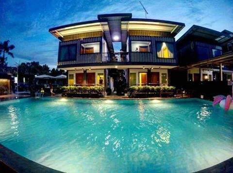 Kluang container swimming pool homestay mama maszull - Homestay langkawi with swimming pool ...
