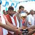 जनपद स्तरीय क्रिकेट प्रतियोगिता के फाइनल मैच में रतसर ने कोठियां को हराकर ट्राफी पर किया कब्जा