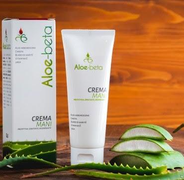 Crema mani Aloe-Beta