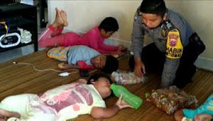 Hanya Bisa Terbaring Lemah, Tiga Bersaudara di Cubadak Mentawai Pariaman Menderita Penyakit Rapuh Tulang