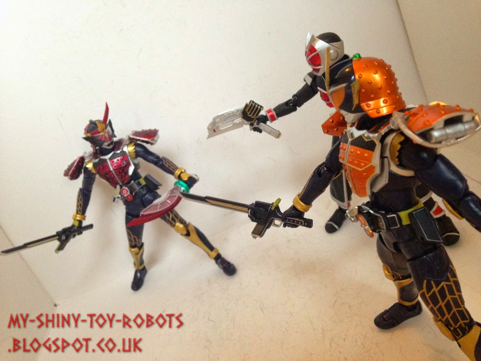 Vs. Gaim and Wizard