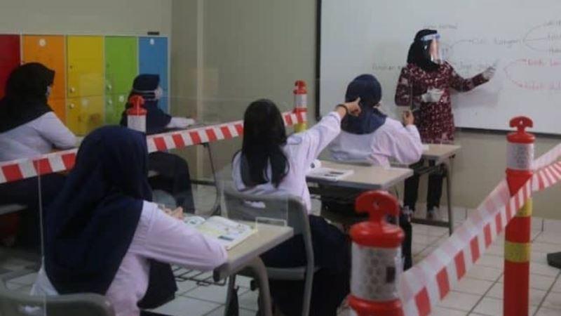 Beberapa Syarat PembelajaranTatap Muka di Sekolah