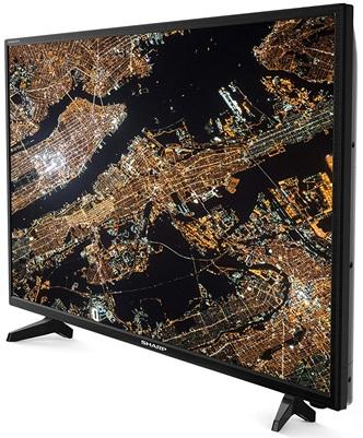 Sharp LC-40UG7252E: Smart TV 4K de 40'' con soporte HDR nativo