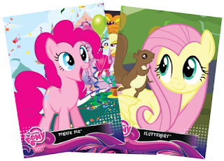 Possible Series 4 MLP Trading Cards by Enterplay