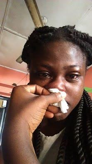 Woman gets the beating of her life when she visited her son who is living with her Ex-husband