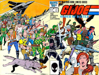 G.I.Joe Order of Battle #2