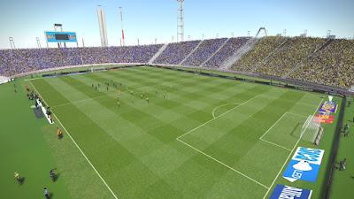 PES 2019 Stadium José María Minella The_Pelado