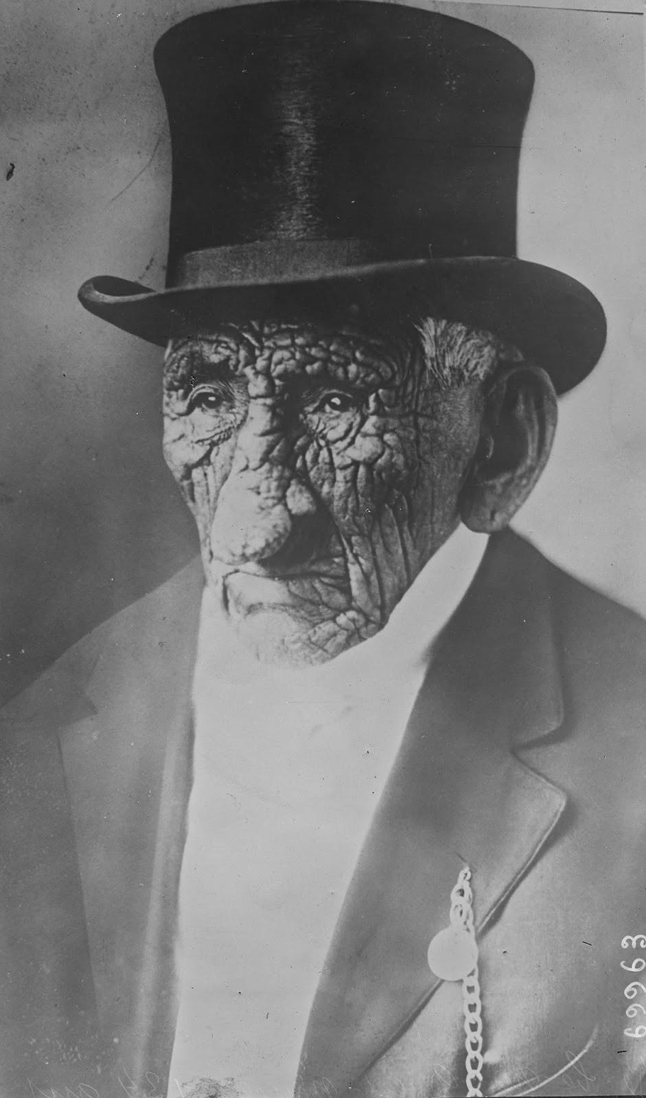 chief john smith 1 - Possivelmente estes senhores foram - A pessoa mais velha do mundo