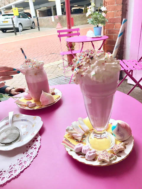 Pretty Things Horsham Unicorn Drinks