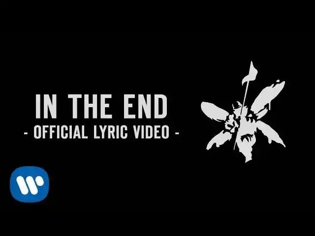 In the End Lyrics