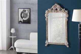 espejo decoracion salon