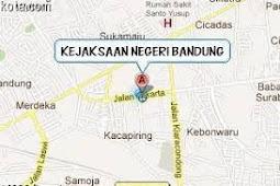 Ngambil STNK di Kejaksaan Negeri Jl. Jakarta No.42 Bandung