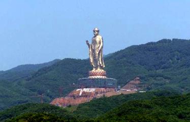 Buda gigante, estatua más grande del mundo