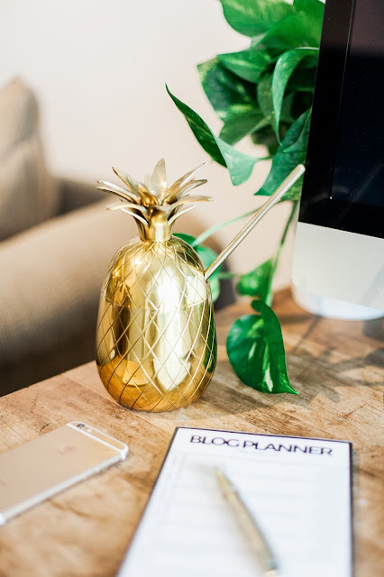 Here&Now: Fab.com pineapple tumbler