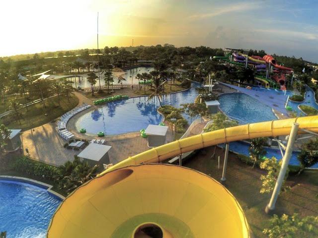 Tiket Masuk Gowet Waterpark Grand Wisata