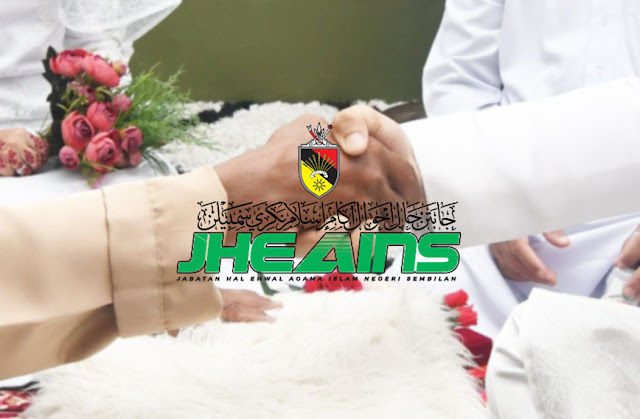 Negeri Sembilan Benarkan Majlis Akad Nikah Perkahwinan Diadakan Di Rumah