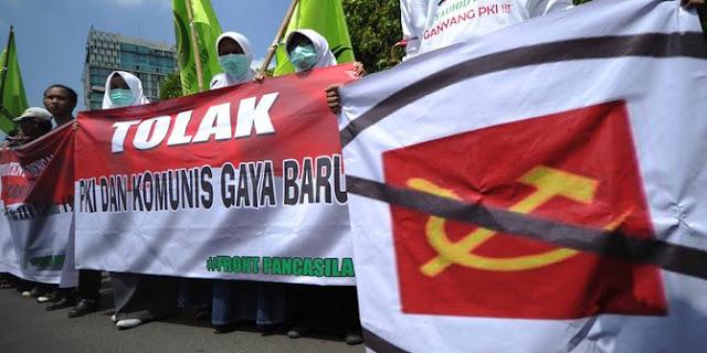 Hasil Pertemuan Menko Luhut, Kivlan Zein dan Rizieq Shihab Terkait Isu Kebangkitan PKI