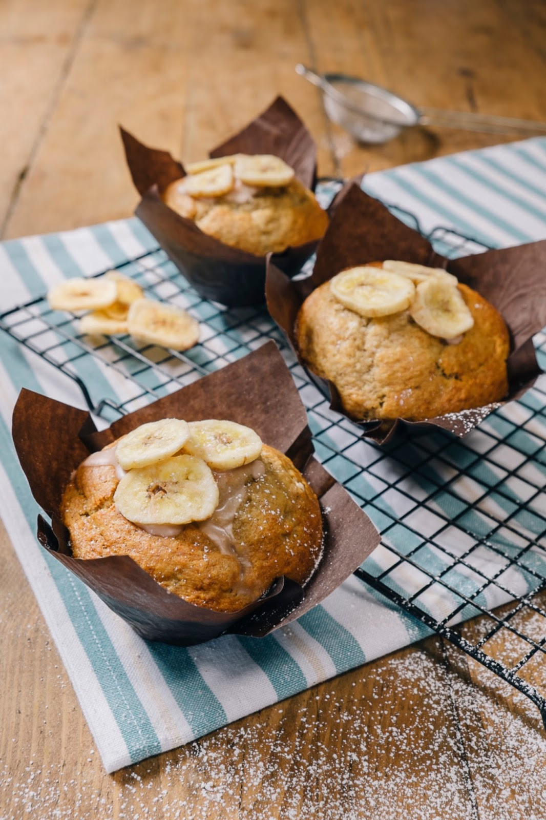 Chocolush Banana Muffins: Sweet And Delicious